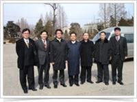 북한 삼천리총회사와 협력사업 이미지